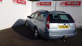 2006 56 FORD MONDEO ESTATE 2.0TDCi 130 ZETEC.NICE COLOUR,GREAT RUNNER,HUGE BOOT.