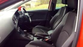 2015 SEAT Leon 2.0 TDI 184 FR DSG (Technology Automatic Diesel Hatchback
