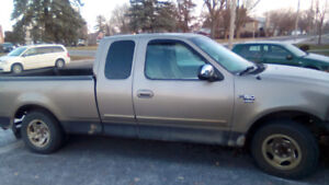 2001 Ford F-150 for sale as is
