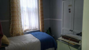 June 1 to August Sublet Downtown, 1 bedroom in empty apartment