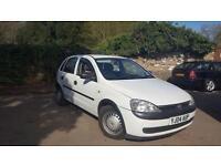Vauxhall/Opel Corsa 1.7 Di 2004MY LOW MILEAGE DIESEL + NEW MOT