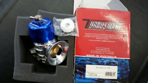 TURBOSMART BLOW OFF VALVE SUPERSONIC BOV BOOST TURBO NEW