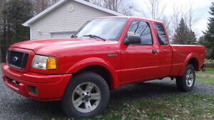 2004 Ford Ranger edge 4 litre 4x4 Camionnette