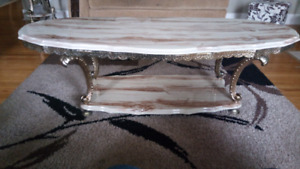 5piece Marble coffee tables