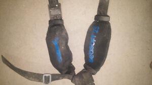 Scuba diving weight belt