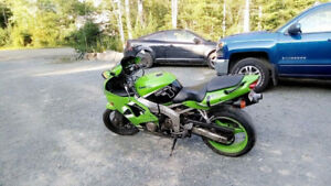 2002 Kawasaki Ninja ZX6R PRICE DROP