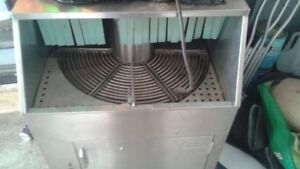 Commercial glass and dish washer