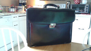 Genuine Leather Briefcase in Excellent Condition REDUCED