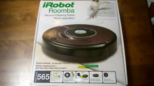 iRobot Roomba- vacuum cleaning robot