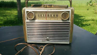 Antique AM Radio