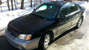2004 Subaru Legacy Outback Limited H6