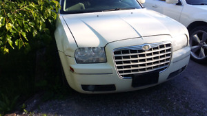 2007 Chrysler 300 trades or $1800 car is very clean