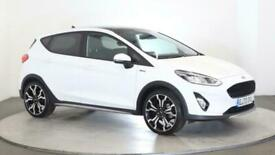 image for 2020 Ford Fiesta 1.0 EcoBoost Hybrid mHEV 155 Active X Edition 5dr Petrol Hatchb