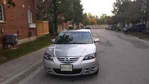 2005 mazda 3  fully loaded GREAT CONDITION