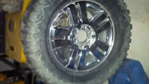 Ford Ford Truck Tires and Rims (2005)