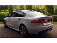 2017 Jaguar XE 2.0d (240PS) R-Sport 4dr Auto Automatic Diesel Saloon
