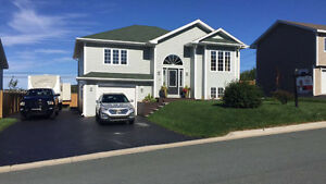 Beautiful 3 Bedroom Split Entry With Attached Garage in Paradise St. John's Newfoundland image 1