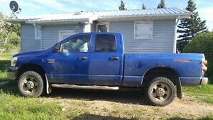 2007 Dodge Cummins 5.9 Diesel 2500 4x4 For Sale.