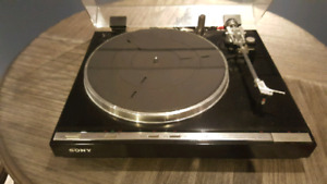Vintage Sony PS-X55 Turntable