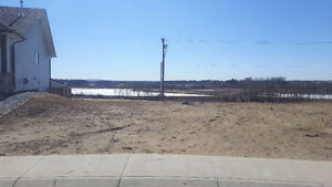 Walk-Out Lot with Amazing View - Blackfalds Only $125,000