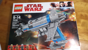 New Star Wars Lego sets, will trade