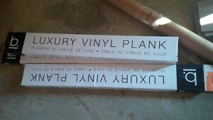 LUXURY VINYL PLANKS 3 BOXES Windsor Region Ontario image 2