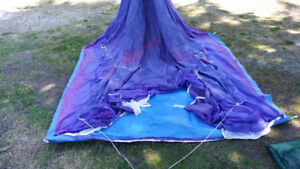 Camping Tube Tent