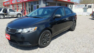 2011 Kia Forte LX Sedan, No Accident, Certified