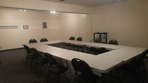 Meeting/Classroom Space Rental by hour or day - Fisgard Forum