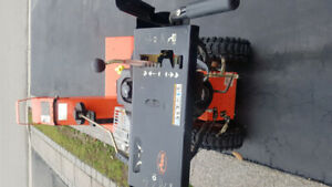 Heavy snow blower for sale