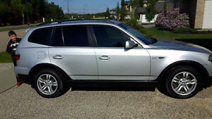 rare 6 spd manual bmw x3