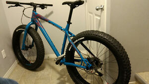 ROCKY MOUNTAIN BLIZZARD 30 FAT BIKE LIKE NEW FATBIKE