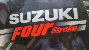 Suzuki Boat Motor For Sale