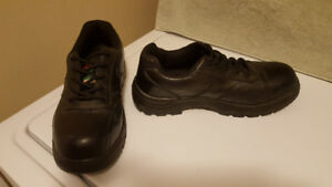 Men's JB Goodhue Leather Steel Toe Safety Shoes - Brand New