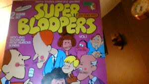 SUPER BLOOPERS Uncensored Collector's Limited Edition Vol 1.