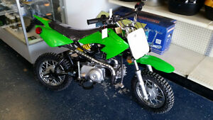 New TaoTao Mini Dirt Bike 110cc, Taxes Included