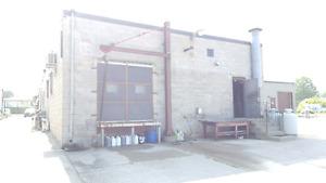 Estate sale of Omega Electric Motor Service Machine Shop