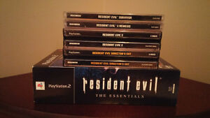 Collection Resident Evil