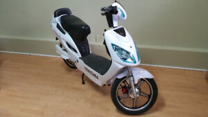 LIQUIDATION 2017 Scooter Electrique MVA TECH VENTURA 500W *WOW*