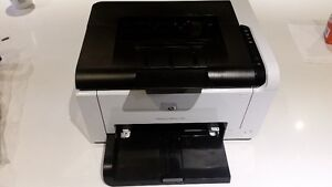 HP Laser Jet CP1025nw Color wireless