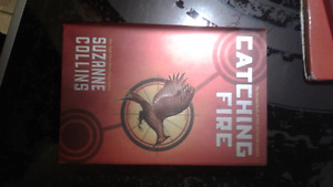 Hunger games 2 books, Insurgent and the Allegiant books, Dragons