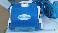 Blue pearls water tech Robotic Pool Cleaner