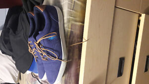 POLO- blue shoes