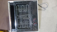 Jenn-air expressions electric grill/range cooktop