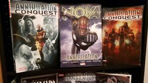 Annihilation.Nova.Guardians of the Galaxy - complete collection