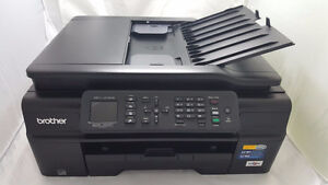 Brother MFC-J475DW Wireless All-In-One Printer Scan Copy Fax Air