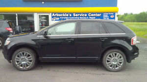 2010 Ford Edge Limited SUV, Crossover AWD