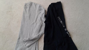2 men's long sleeves shirts size large