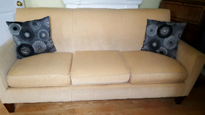 Free Yellow Couch