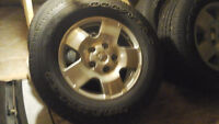 *** TOYOTA TUNDRA WHEELS AND TIRES ***
